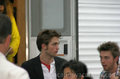 Rob On Set - twilight-series photo