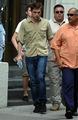 Robert Pattinson on Remember Me Set - robert-pattinson photo