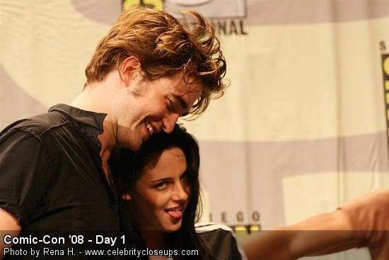 Robsten in Comic প্রতীকী (Awesome pics)