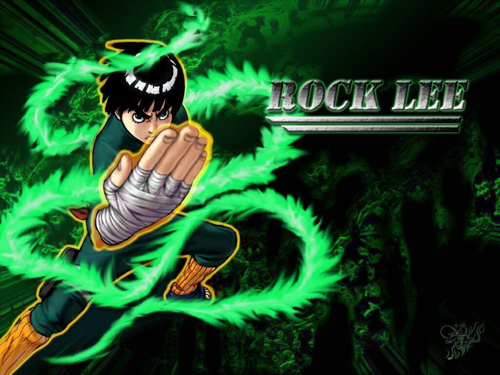 Rock Lee - Rock Lee Wallpaper (6950350) - Fanpop