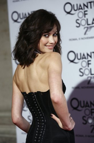 Rome premiere of Quantum of Solace
