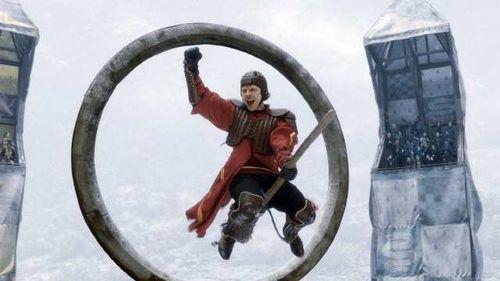Ron Weasley-- Quidditch