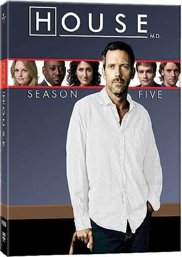 House M.D. kertas dinding entitled SEASON 5 COVER !!!!!!!!!