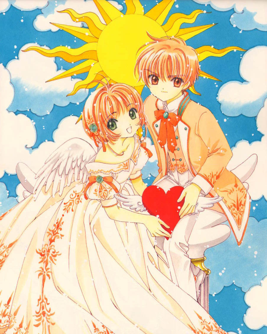 sakura and syaoran - photo #14