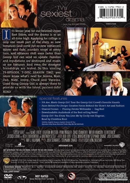 Gossip Girl: The Complete Series: