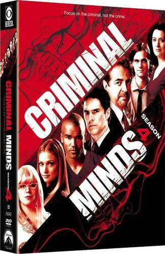 Season 4 DVD Preliminary Box Art  - criminal-minds Photo