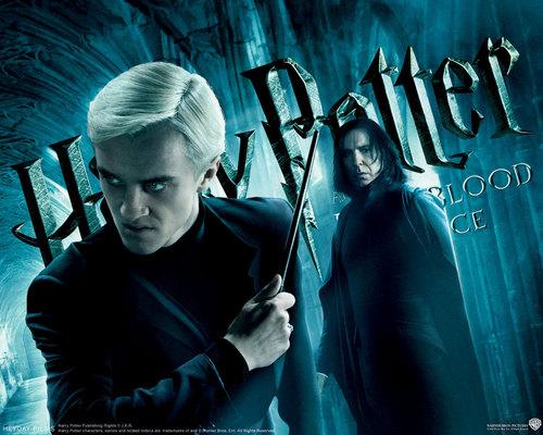 severus snape fondo de pantalla titled Severus Snape HBP