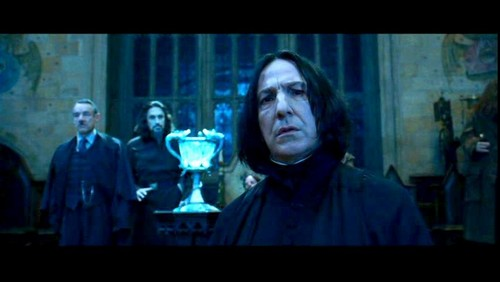 Severus Snape - Harry Potter And The Goblet Of Fire - severus-snape Screencap