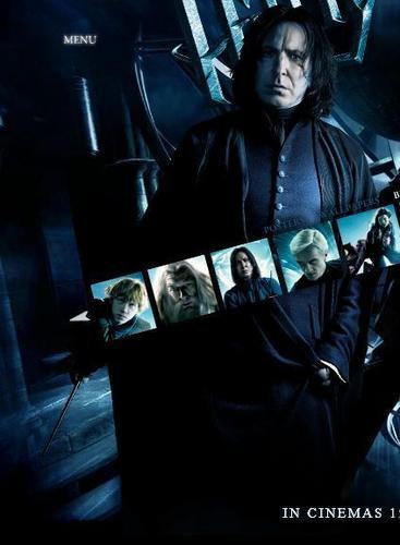 Severus Snape - The Half-Blood Prince