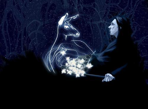 Severus & The Silver Doe