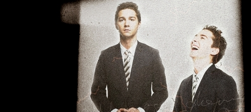Shia LaBeouf wallpaper containing a business suit, a suit, and a three piece suit called Shia LaBeouf