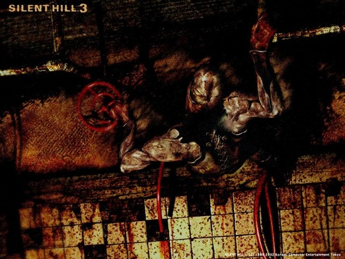 Silent Hill wallpaper possibly containing anime titled Silent Hill 3