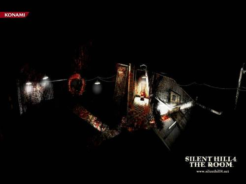 Silent Hill wallpaper entitled Silent Hill 4