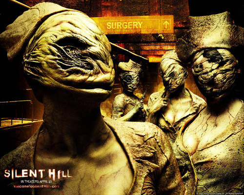 Horror Movies wallpaper entitled Silent Hill