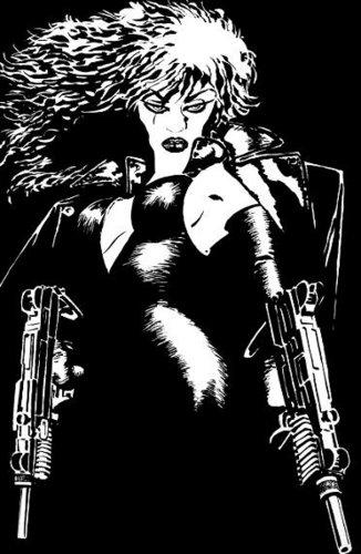Sin City - маргаритка