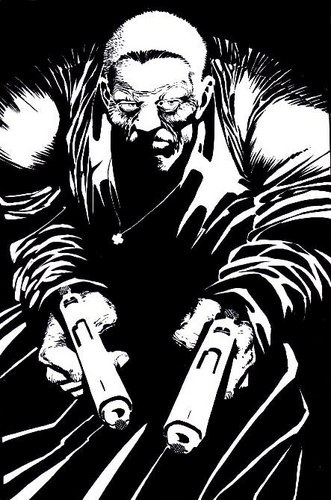Sin City - Marv - frank-miller Photo