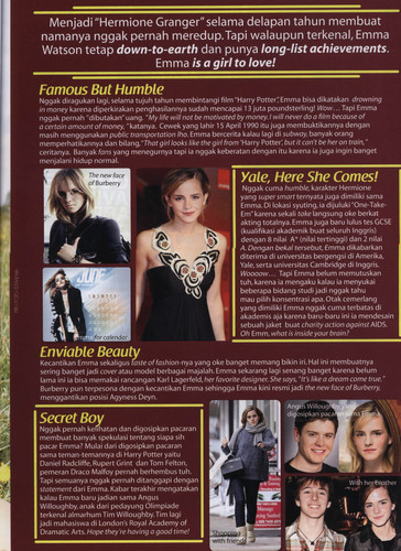 Sister magazine
