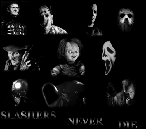 Slashers Never Die