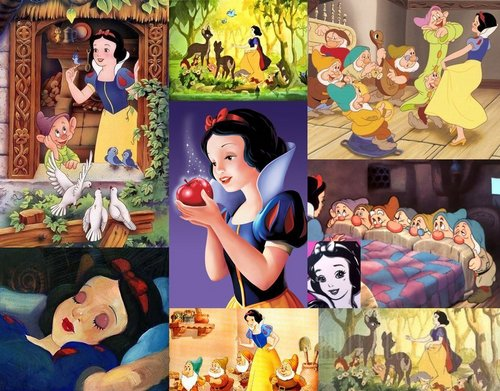 Snow White wallpaper containing animê titled Snow White