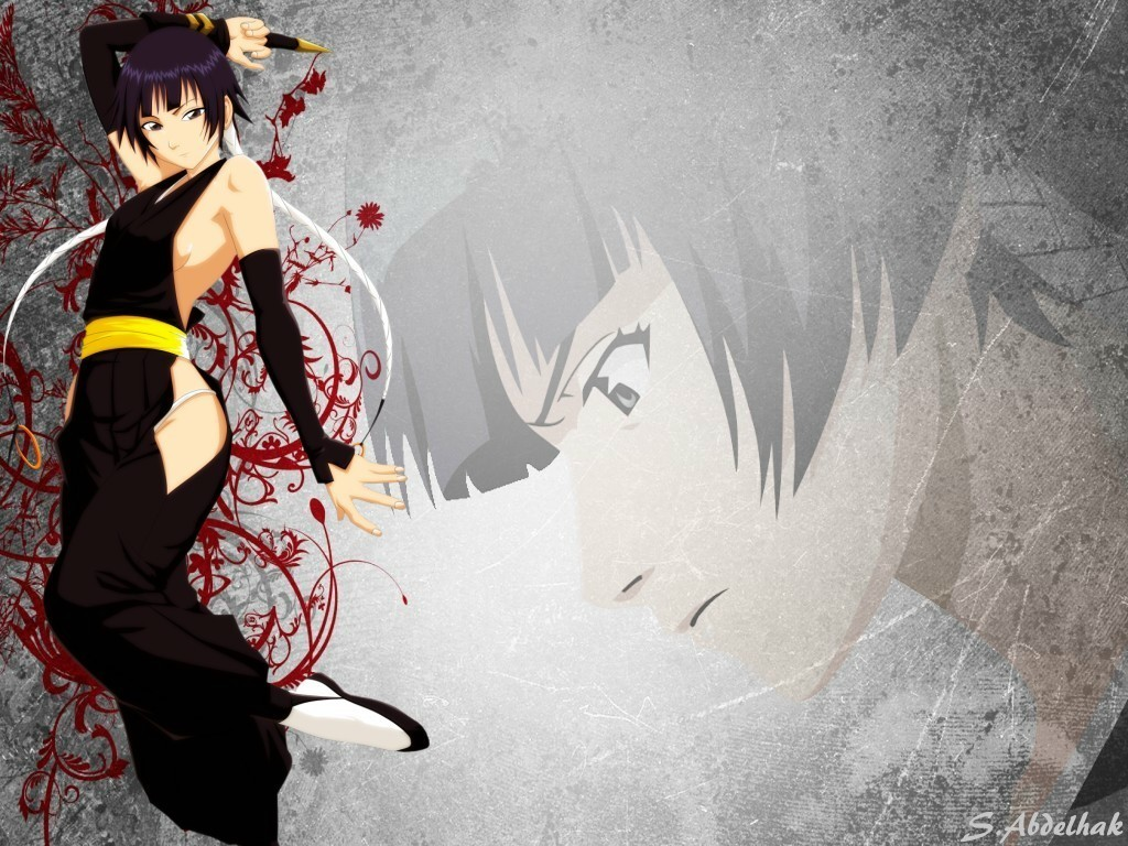 Soi fon bleach anime wallpaper 6906030 fanpop for What is the soi