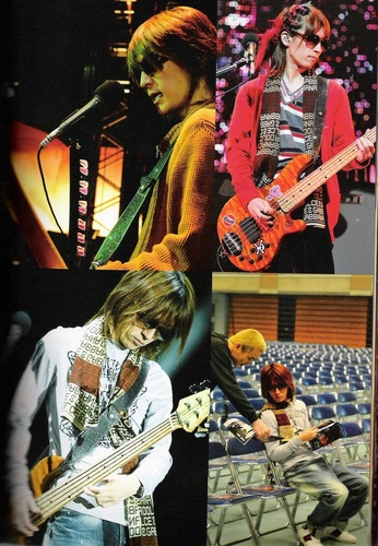 Some Theater of Kiss Photobook scans