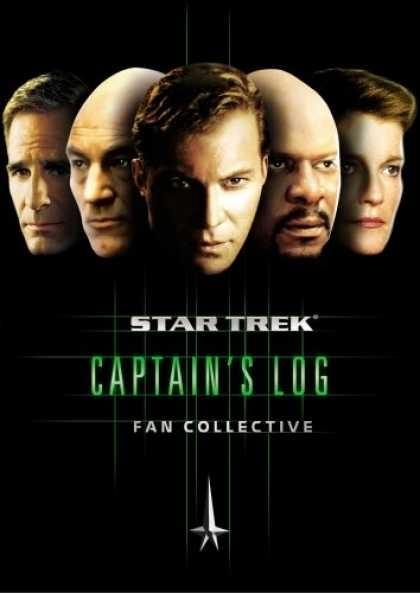 ngôi sao Trek Captain's Log người hâm mộ Collective