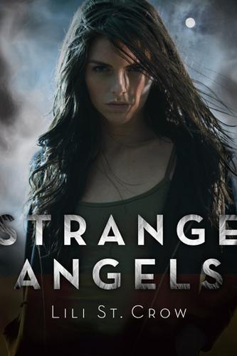 Strange anges Cover