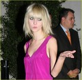 Taylor Momesen:happy birthday Allegra Versace! - gossip-girl photo