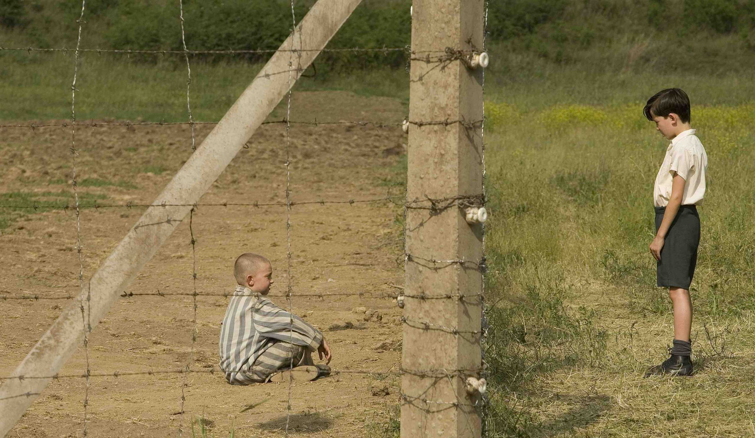 the boy in the striped pajamas through the lens reel reading < images2 fanpop com images photos 6900000 the boy in the striped pyjamas the boy in the striped pyjamas 6938241 2560 1487 jpg>