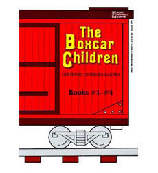 The Red Boxcar