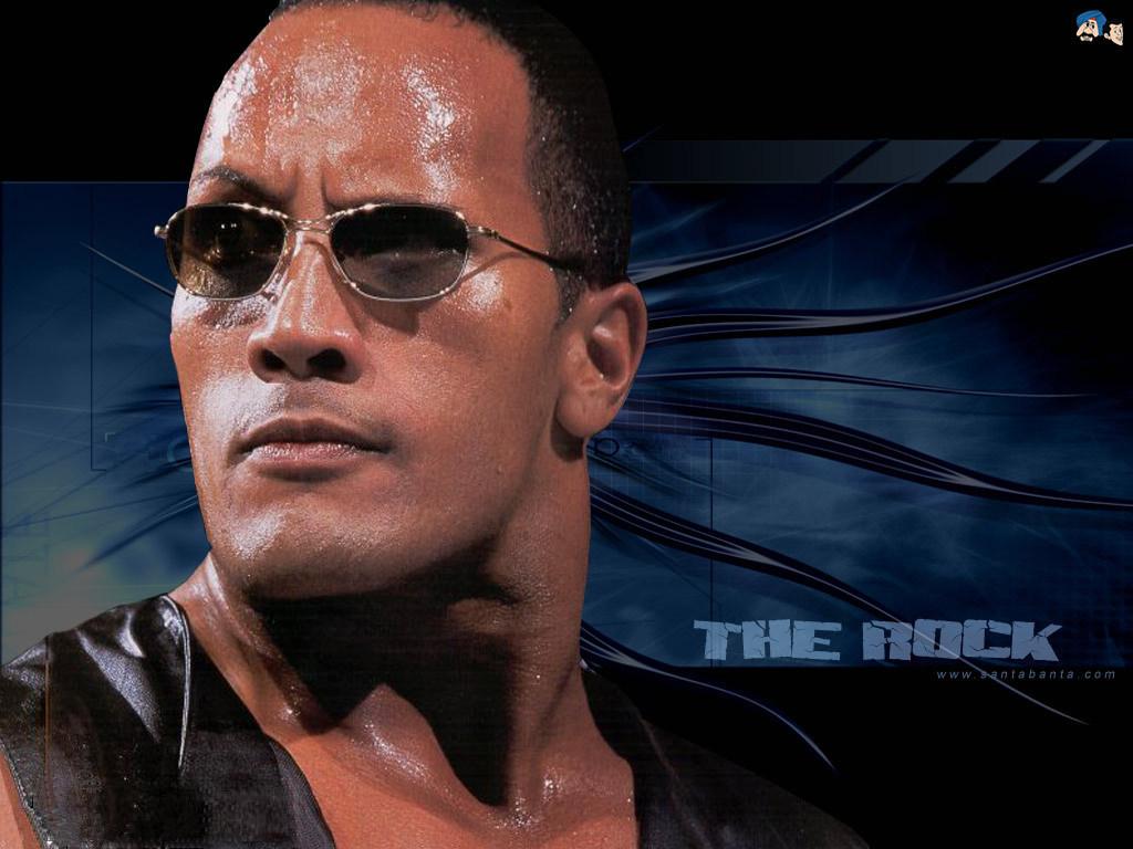 Dwayne the rock johnson the rock