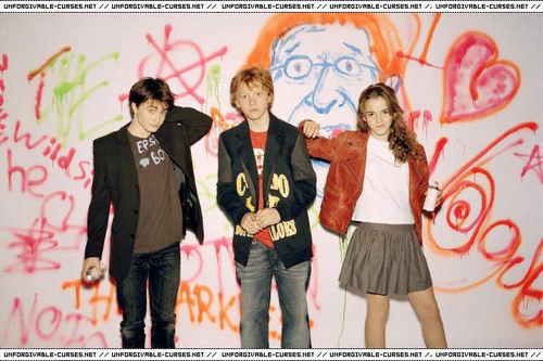 The trio <3