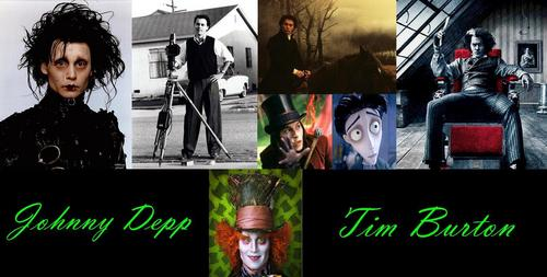 Tim burton film