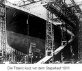 Titanic bow - rms-titanic photo