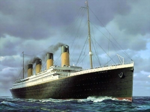 Titanic - rms-titanic Photo