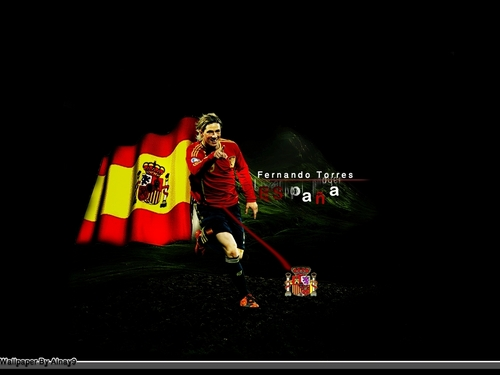 Fernando Torres wallpaper called Torres/Spain