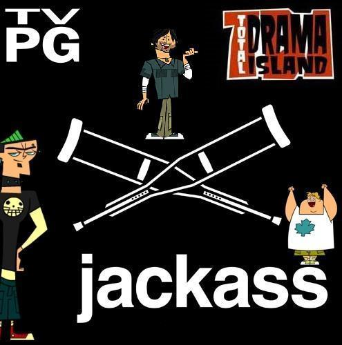 Total Drama Jackass