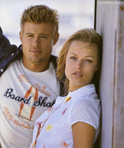 Trevor Donovan in Cotton বেল্ট 2005