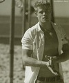 Trevor Donovan in Cotton Belt 2005