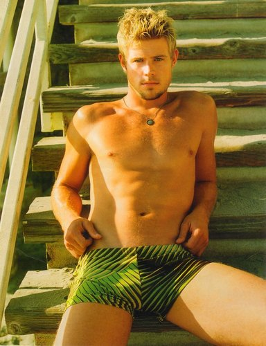 Trevor Donovan in DNA
