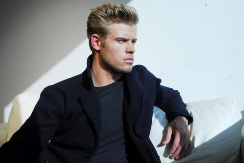 Trevor Donovan वॉलपेपर probably with a well dressed person and a portrait titled Trevor Donovan