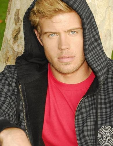 Trevor Donovan wallpaper possibly containing a hood entitled Trevor Donovan