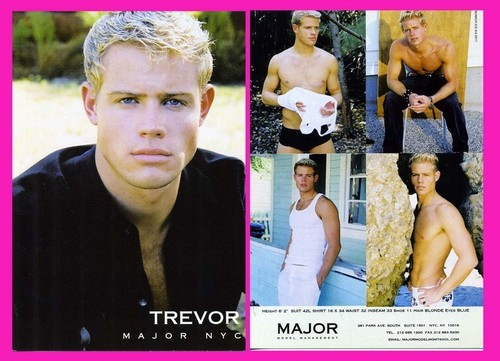 Trevor Neubauer model cards