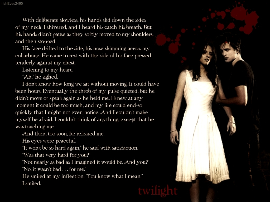 quotes from the twilight saga - photo #7