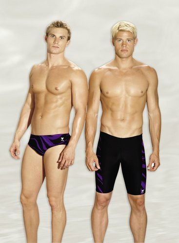 Trevor Donovan wallpaper with swimming trunks and a hunk called Tyr swimwear