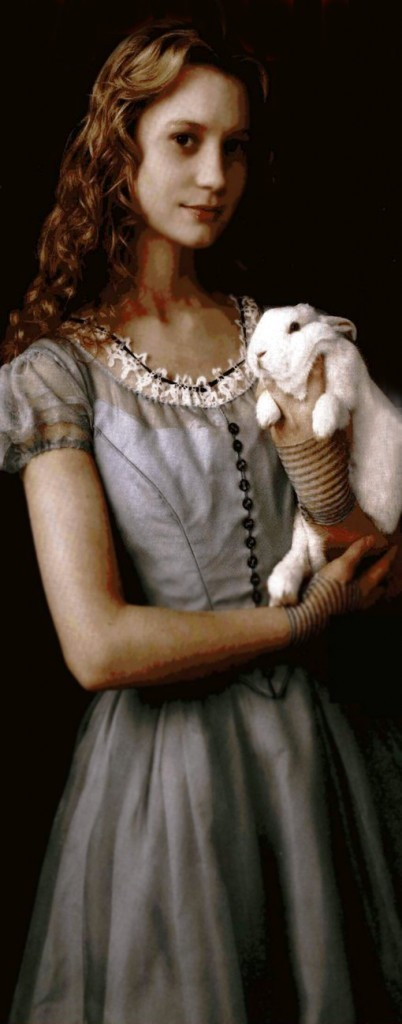 Vanity Fair Magazine Scan: Alice