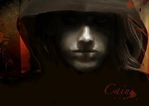 Twilight Series wallpaper called Volturi-Caius