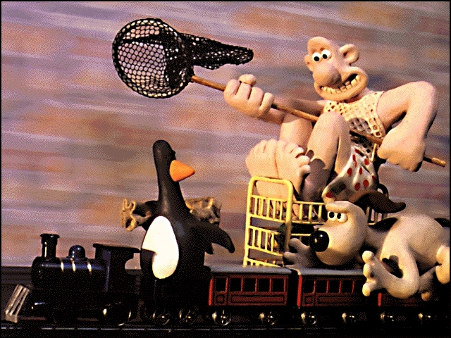 wallace and gromit 1080p wallpaper