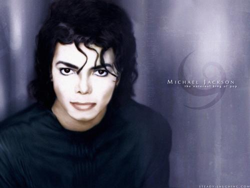 Wallpaper - MJ