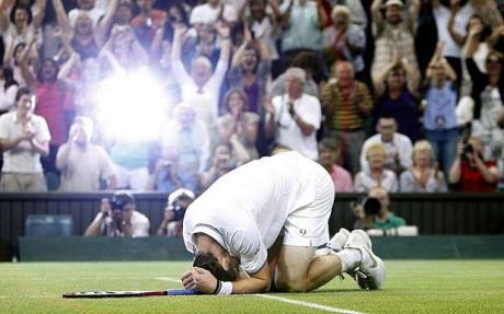 Wimbledon 2009! - andy-murray Photo